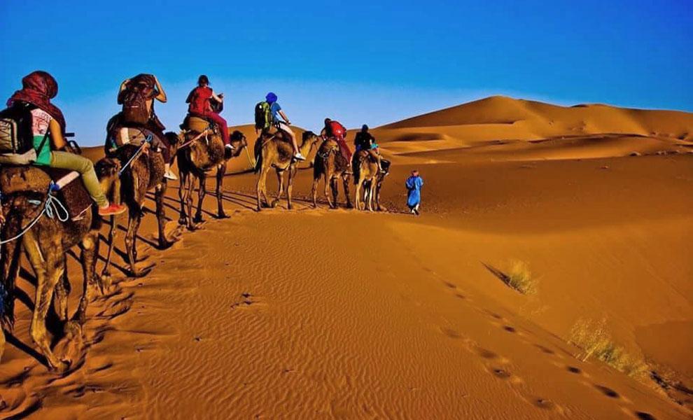 Circuit Merzouga depuis Marrakech