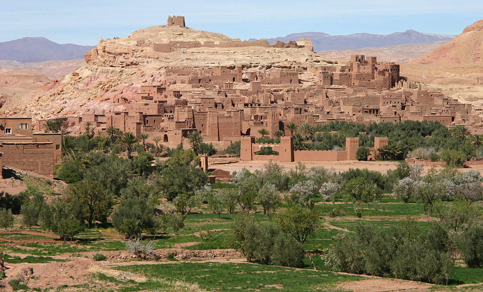 Excursion-ouarzazate